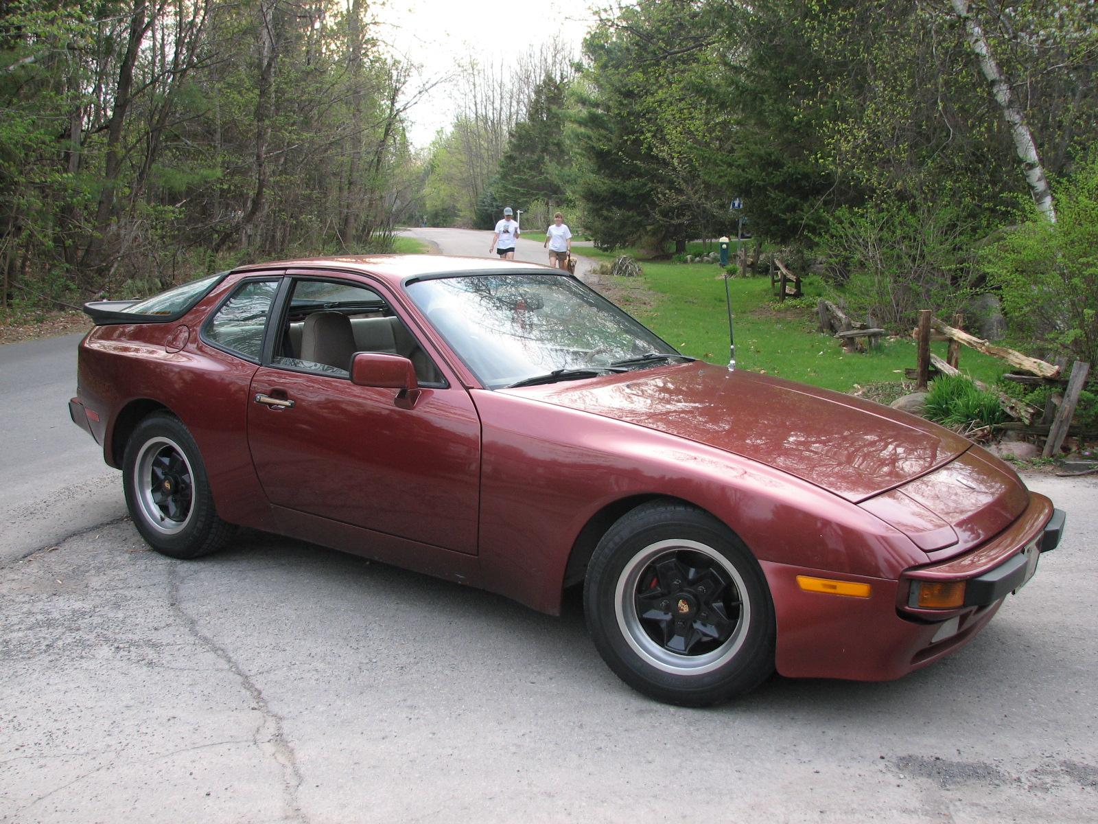 1984 porsche 944 cars that i 39 ve owned pinterest. Black Bedroom Furniture Sets. Home Design Ideas