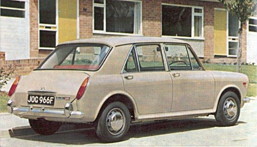 Picture of 1973 Austin Allegro