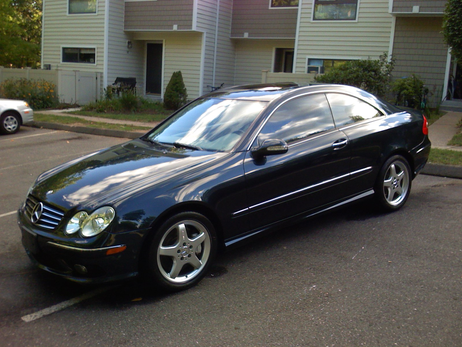 2004 mercedes benz clk class pictures cargurus For2004 Mercedes Benz Clk500 Coupe
