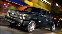 2003 Chevrolet Silverado 1500 SS 4 Dr STD AWD Extended Cab SB picture