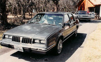 Picture of 1986 Oldsmobile Cutlass Calais