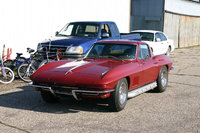 Picture of 1967 Chevrolet Corvette Coupe, gallery_worthy
