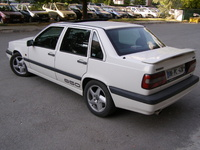 1997 Volvo 850 4 Dr T5 Turbo Sedan picture