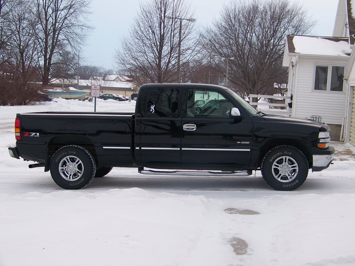 picture of 2001 chevrolet silverado 1500 lt extended cab sb 4wd. Cars Review. Best American Auto & Cars Review