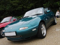 1997 Mazda MX-5 Miata 2 Dr M-Edition Convertible picture