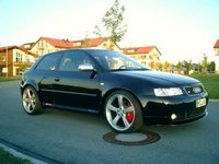 2005 Audi S3 Overview