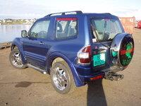Picture of 2001 Mitsubishi Pajero, gallery_worthy
