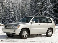 2002 Toyota Highlander Overview