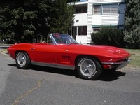 1963 Chevrolet Corvette Convertible Roadster picture