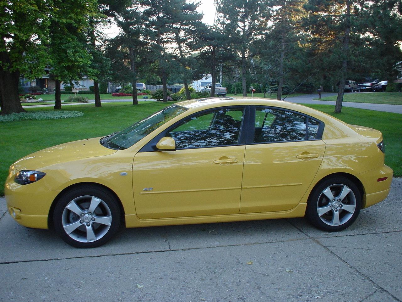 2004 Mazda Mazda3 Pictures Cargurus