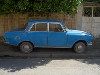 1955 Moskvitch 400/420 Overview