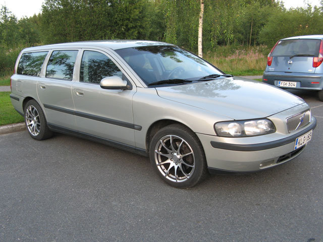 Picture of 2000 Volvo V70