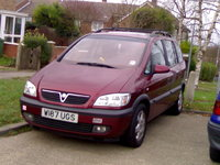 Picture of 2000 Vauxhall Zafira