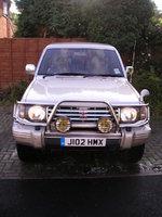 Picture of 1992 Mitsubishi Pajero