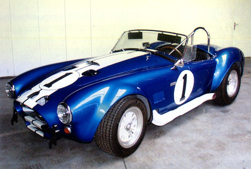 1969 Shelby Cobra picture, exterior
