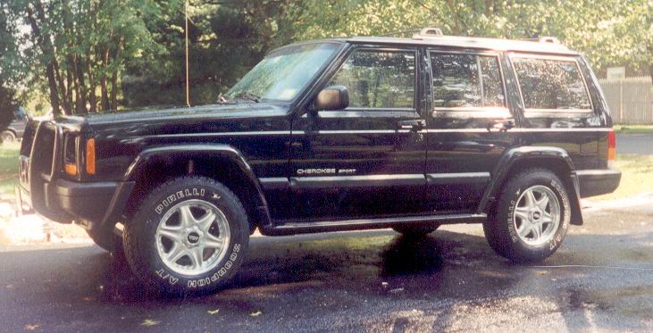 picture of 1998 jeep cherokee 4 dr sport 4wd. Cars Review. Best American Auto & Cars Review