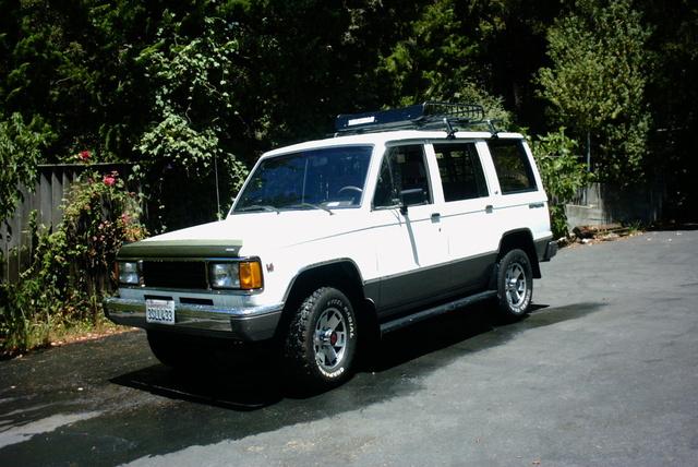 1990 Isuzu Trooper