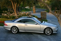 2003 Mercedes-Benz CL-Class 2 Dr CL55 AMG, 2003 Mercedes-Benz CL55 AMG 2 Dr Supercharged Coupe picture