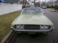 1969 Ford Thunderbird, this is the new one, gallery_worthy