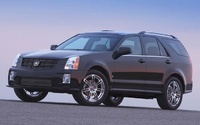 2004 Cadillac SRX V8 picture