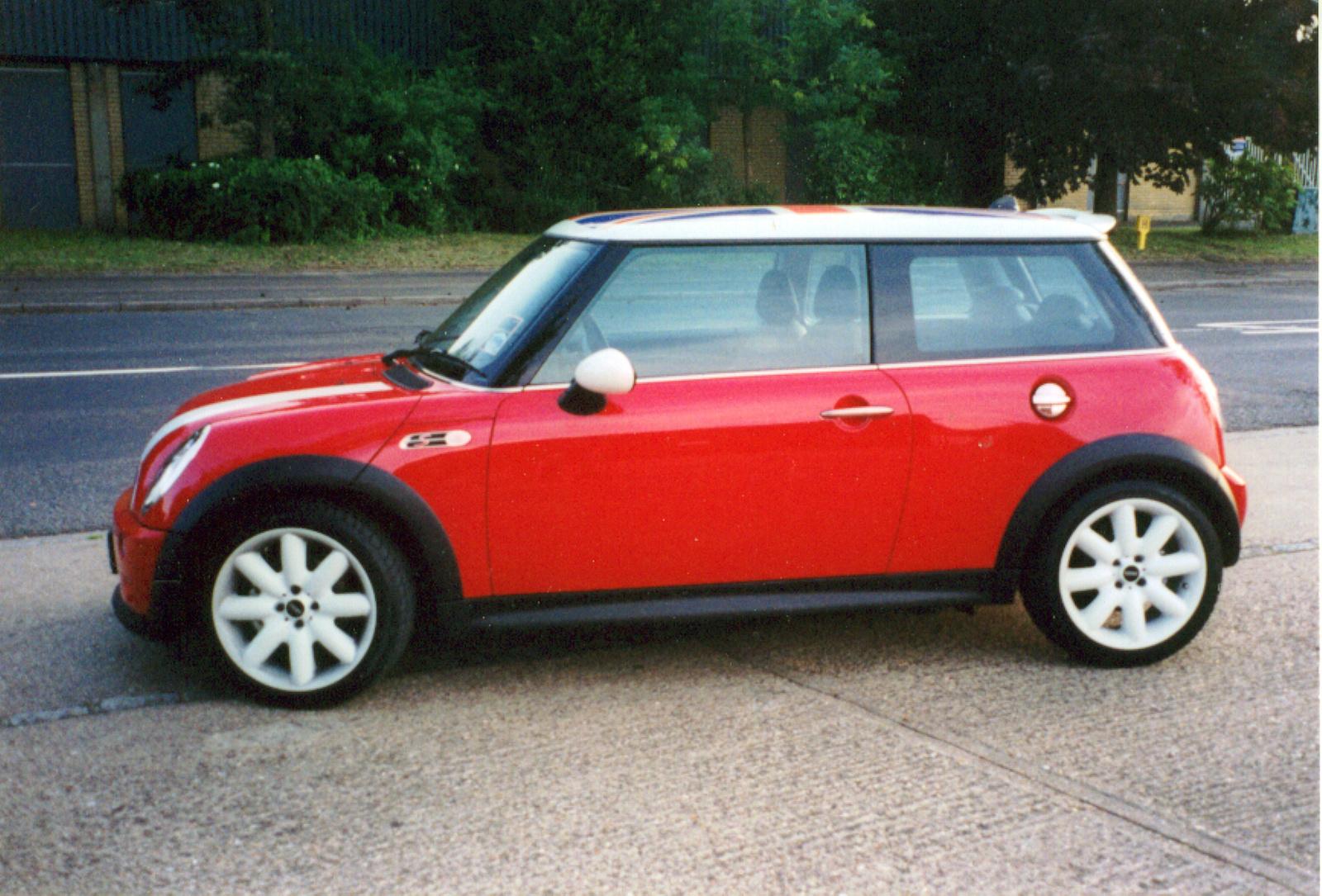 Who Owns Mini Cooper >> 2003 MINI Cooper - Pictures - CarGurus