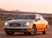 2001 Infiniti Q45 Overview