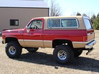 Picture of 1977 Chevrolet Blazer, gallery_worthy