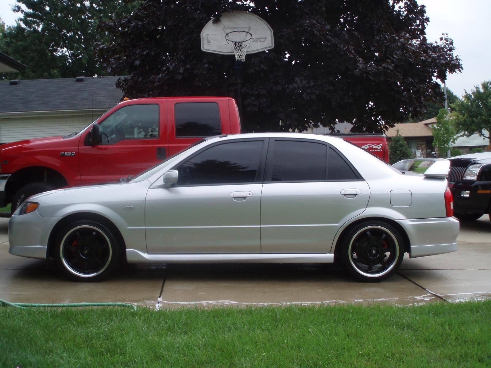 2003 Mazda Protege Pictures Cargurus