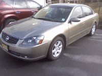 2006 Nissan Altima Overview