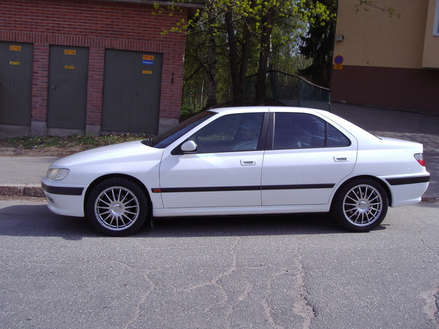 Picture of 1998 Peugeot 406