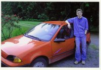 Picture of 1993 Geo Metro 2 Dr LSi Hatchback