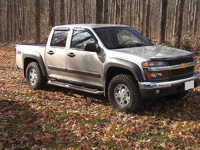 2004 Chevrolet Colorado 4 Dr Z71 LS Crew Cab