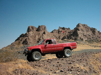 1984 Toyota Pickup Picture Gallery