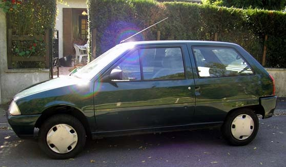 Picture of 1997 Citroen AX