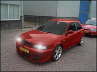 Picture of 1996 Suzuki Baleno, gallery_worthy