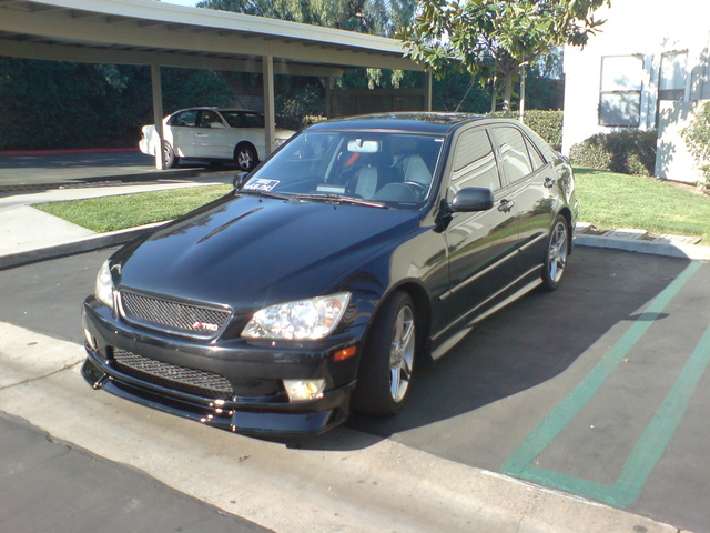 Picture of 2002 Toyota Altezza, gallery_worthy