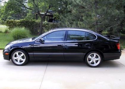 Nice 2005 Lexus GS 300