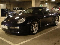 2005 Porsche Boxster Base picture