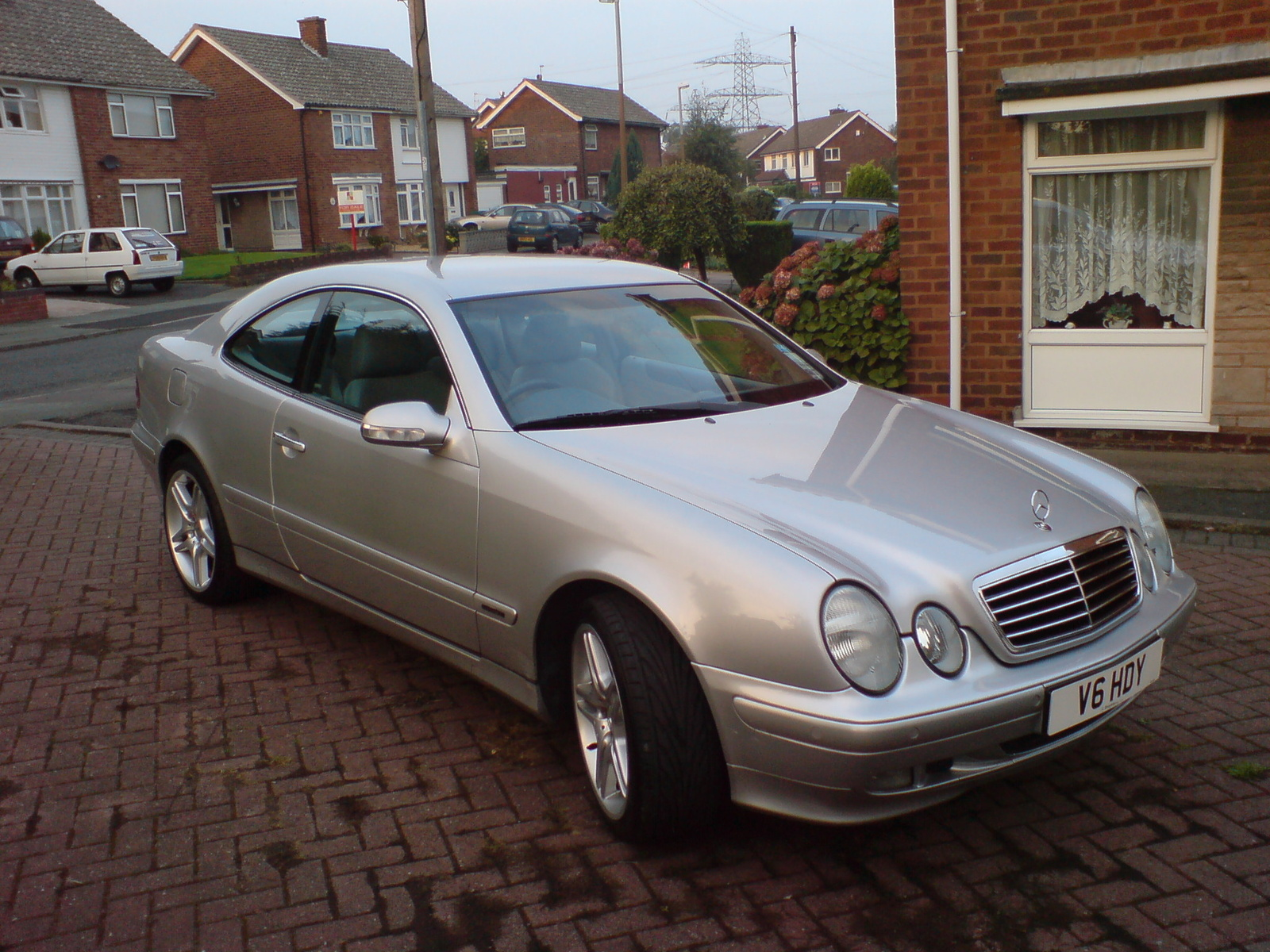 2000 mercedes benz clk320 coupe