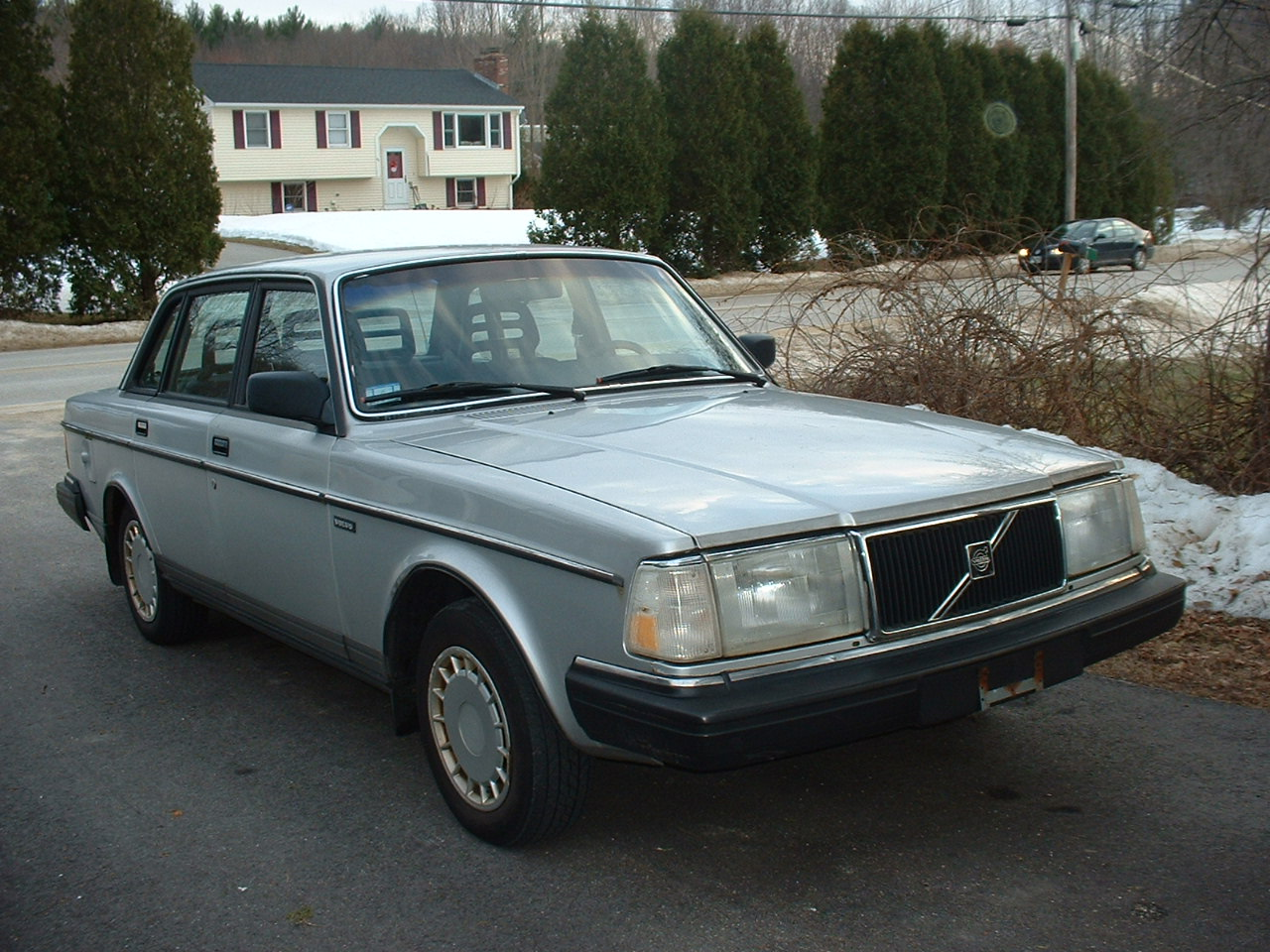 1990 volvo 240 pictures cargurus. Black Bedroom Furniture Sets. Home Design Ideas