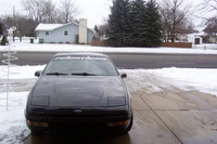 1992 Ford Probe LX, 1992 Ford Probe 2 Dr LX Hatchback picture