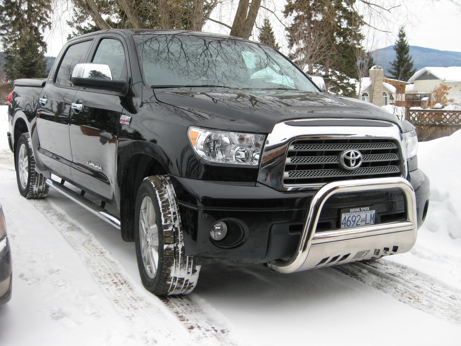2007 toyota tundra pictures cargurus. Black Bedroom Furniture Sets. Home Design Ideas