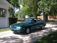 1997 Buick Skylark Custom Sedan, 1997 Buick Skylark 4 Dr Custom Sedan picture