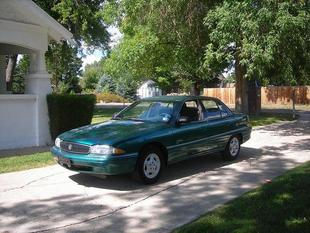 1997 Buick Skylark 4 Dr Custom Sedan picture