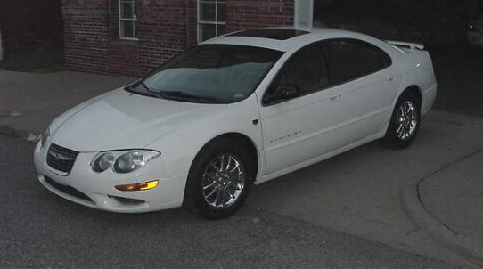 2001 Chrysler 300M picture