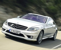 2006 Mercedes-Benz CL-Class Picture Gallery
