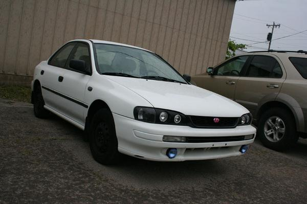 Subaru Impreza L Pic