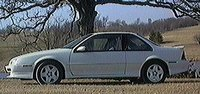 Picture of 1990 Chevrolet Beretta GTZ FWD, gallery_worthy