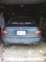 1994 Honda Accord EX, 1994 Honda Accord 4 Dr EX Sedan picture