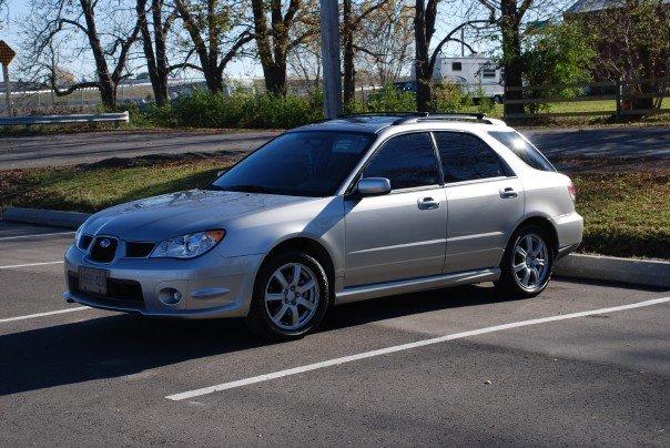 2007 Subaru Impreza 15s Awd Related Infomation